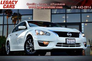 View 2015 Nissan Altima