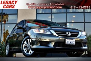 View 2014 Honda Accord Sedan