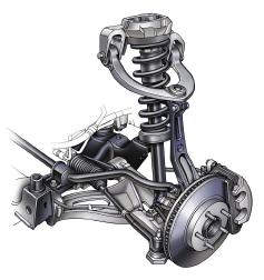 Steering/Suspension