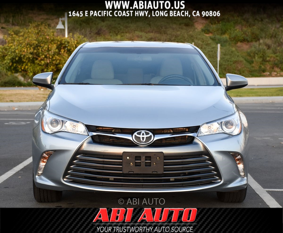 Sold 2016 Toyota Camry LE in Long Beach