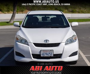 View 2009 Toyota Matrix