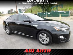 View 2014 Kia Optima Hybrid
