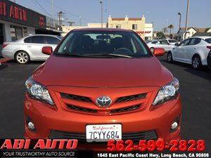 View 2013 Toyota Corolla