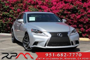 View 2015 Lexus IS 350