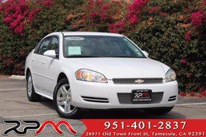 View 2012 Chevrolet Impala