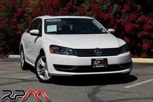 View 2014 Volkswagen Passat