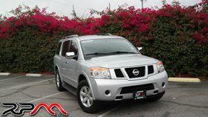 View 2008 Nissan Armada