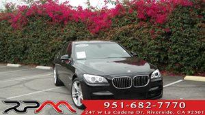 View 2013 BMW 7 Series
