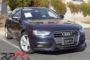 View 2013 Audi A4