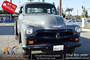 View 1954 Chevrolet Pick UP