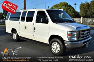 View 2009 Ford Econoline Wagon