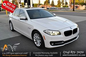 View 2015 BMW 5 Series
