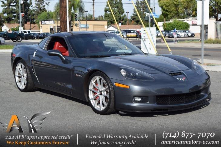 2013 Corvette Z06 >> Sold 2013 Chevrolet Corvette Z06 1lz In Fullerton