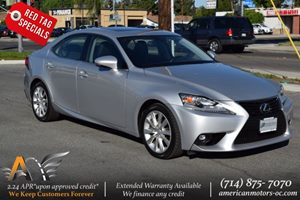 View 2015 Lexus IS 250