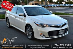 View 2015 Toyota Avalon