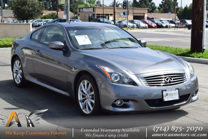 Sold 2015 Infiniti Q60 Coupe Journey In Fullerton