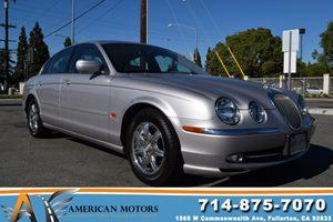 View 2001 Jaguar S-TYPE