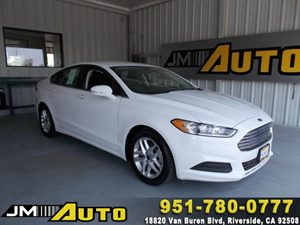 View 2015 Ford Fusion