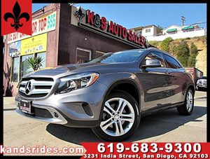 View 2015 Mercedes-Benz GLA250 4MATIC~1OWNER~PANORAMIC ROOF~Premium pkg