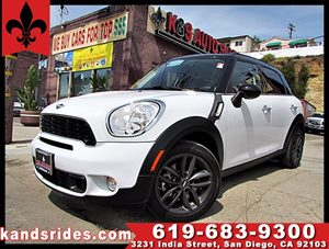 View 2014 MINI Cooper Countryman S~LEATHER SEATS~1 OWNER~