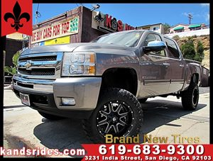 View 2009 Chevrolet Silverado 1500 LT~NEW LIFT KIT~BOSE ~CLEAN CARFAX~