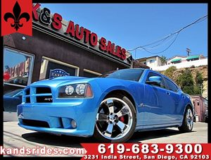 View 2008 Dodge Charger SRT/8 BUMBLE BEE ~CLEAN CARFAX~NAVIGATION