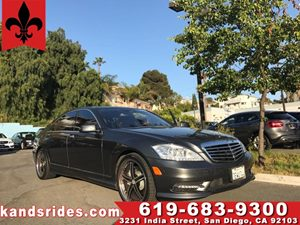 View 2011 Mercedes-Benz S 550 DESIGNO EDITION~CLEAN CARFAX~