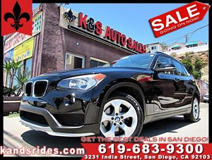 View 2015 BMW X1sdrive28i Panorama roof~2 keyfobs~1 Owner