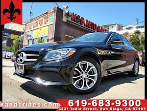 View 2015 Mercedes-Benz C 300 ~1 Owner Carfax~Keyless Entry~Aux Input~