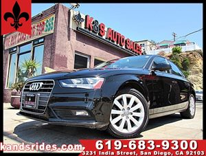 View 2014 Audi A4 Premium**Keyless entry**2 KeyFobs**1 Owner*