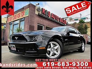 View 2014 Ford Mustang 6 Speed Manual**SYNC**Rear Spoiler**Clean