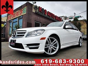 View 2013 Mercedes-Benz C 250 Sport**Clean Carfax**PO1 pkg**MultimediaPkg*