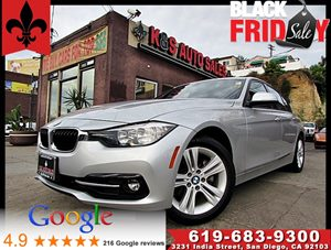 View 2016 BMW 328I **1 Owner Carfax**Push Start/Go**