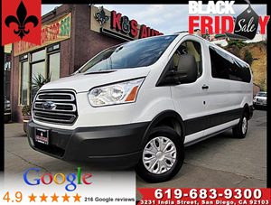 View 2016 Ford Transit Wagon XL**4TH Row Seat**Bluetooth**Clean*
