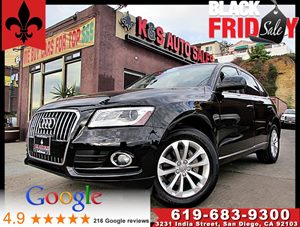 View 2015 Audi Q5 Premium**Panoroof**Navigation Sys*1 Owner**