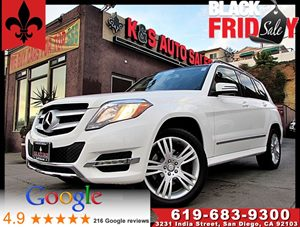 View 2014 Mercedes-Benz GLK 350**Harman/Kardon**Bluetooth**Keyless Entry**