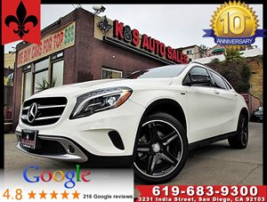 View 2015 Mercedes-Benz GLA 250 4MATIC**Blind Spot Assist**Premium Pkg**