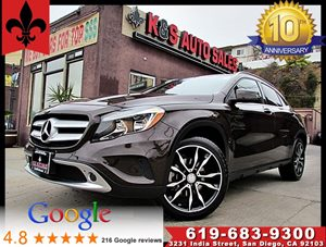 View 2015 Mercedes-Benz GLA 250 4MATIC**Collition Prevention Pkg**2.0 L