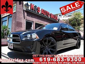 View 2014 Dodge CHARGER ~1 OWNER CARFAX~PUSH START~