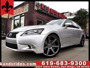 View 2013 Lexus GS 350~ 1 OWNER CARFAX~