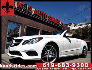 View 2014 Mercedes-Benz E350 SPORT~1 OWNER~PREMIUM PKG 1~
