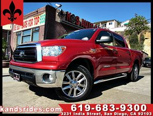 View 2013 Toyota Tundra CrewMax ~CARFAX 1 Owner~back up camera~