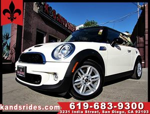 View 2013 MINI Cooper Hardtop S~PANORAMIC SUNROOF~CLEAN CARFAX~