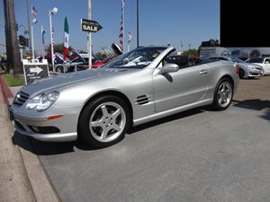 View 2003 Mercedes-Benz SL500
