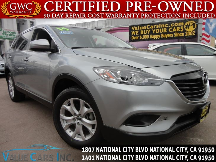 Sold Mazda CX Sport SUV D In National City - 2016 mazda cx 9 invoice price