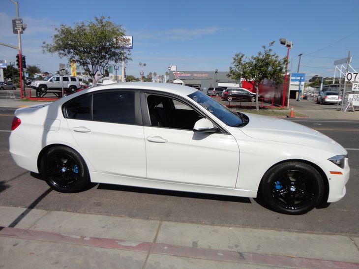 Used BMW Series I Sedan D In National City - Bmw 3 series 2014 price