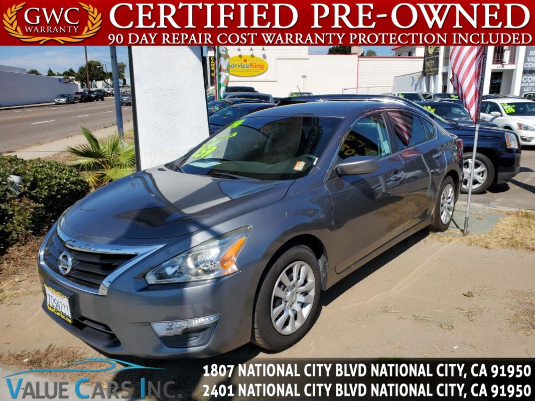 Nissan For Sale In National City Ca Value Cars