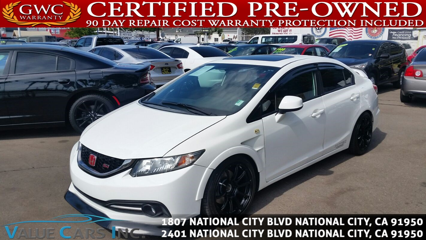 Home; 2013 Honda Civic Sdn Si Sedan 4D. OVERVIEW; PHOTOS; PRICING; FEATURES  U0026 SPECS; SAFETY. Featured