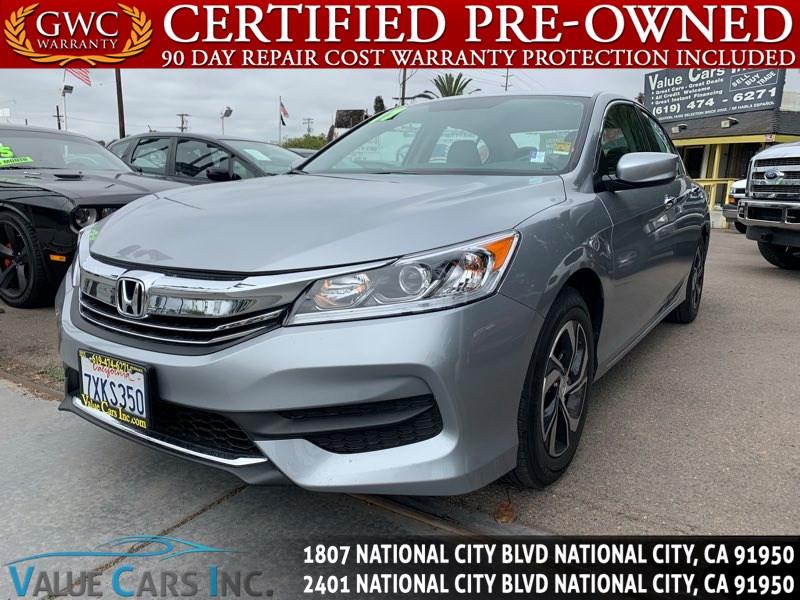 Honda National City >> Honda For Sale In National City Ca Value Cars