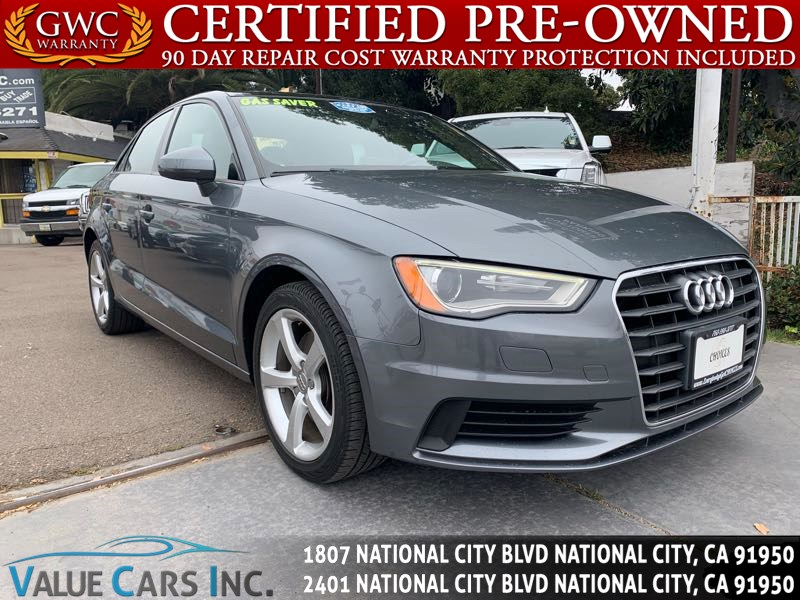 Used 2015 Audi A3 1 8T Premium Sedan 4D in National City